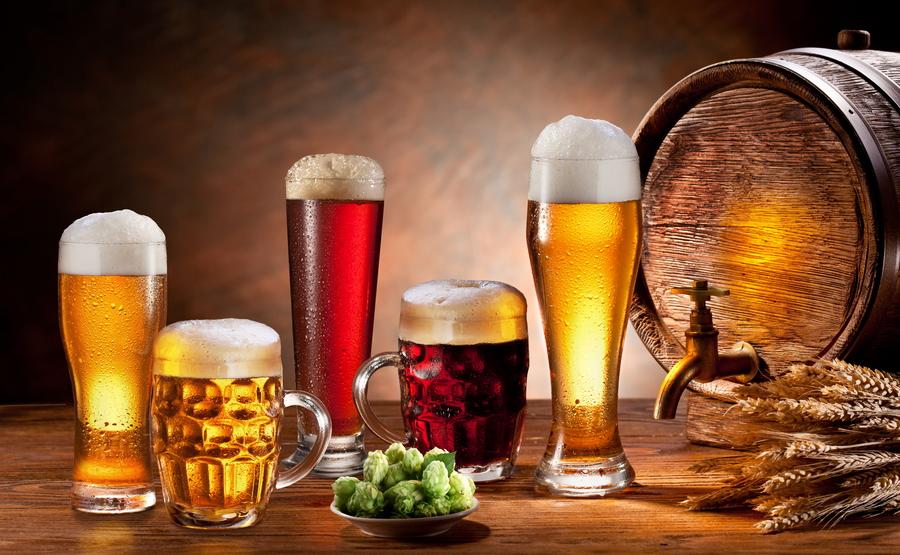 живое пиво от производителя