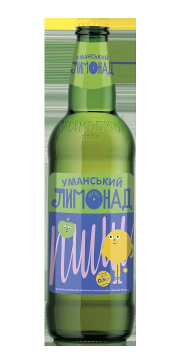 натуральный лимонад Уманьпиво