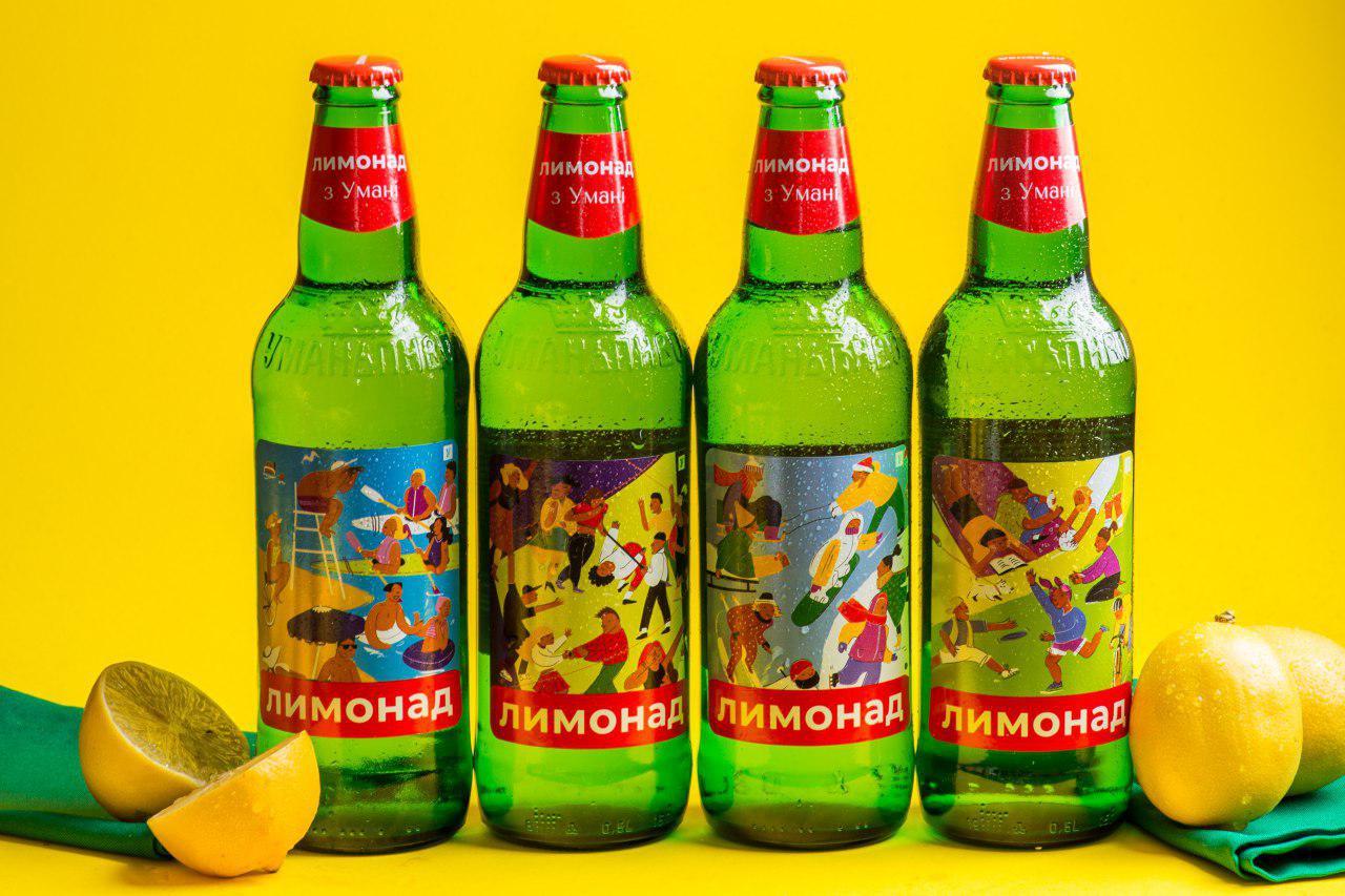 лимонад производство
