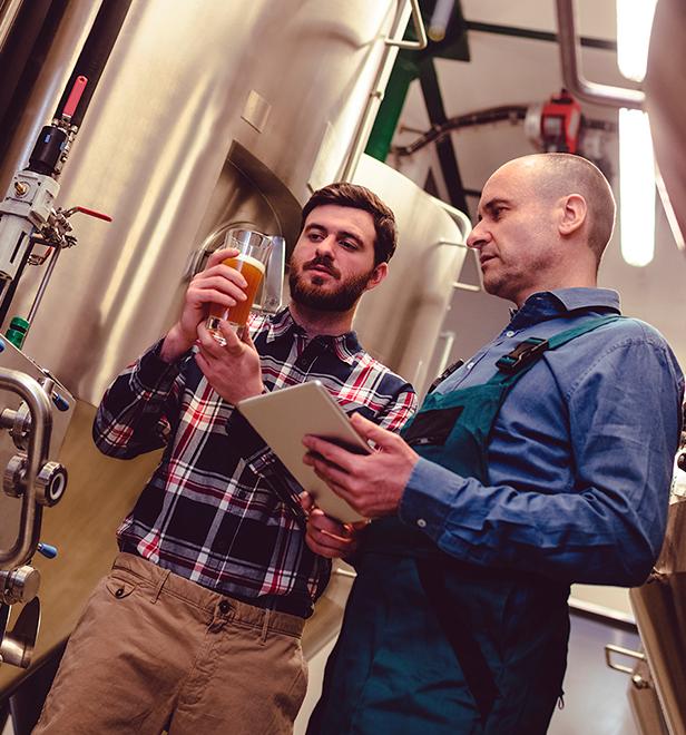 Ми варимо пиво, щоб ви отримували задоволення